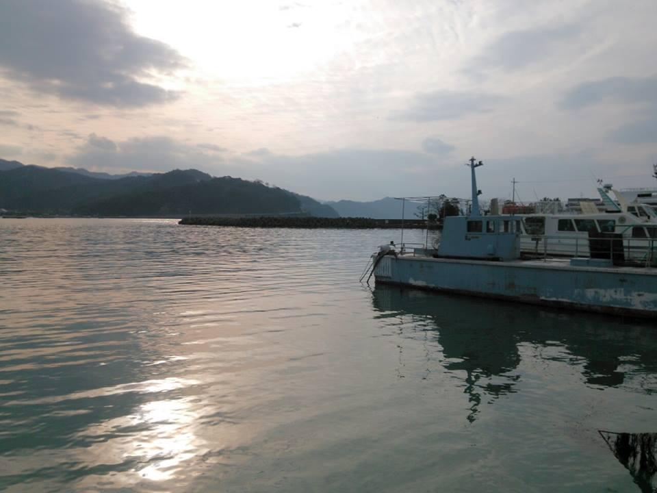 小浜市の漁港